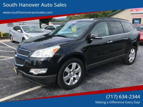 2011 Chevrolet Traverse for sale at South Hanover Auto Sales in Hanover PA