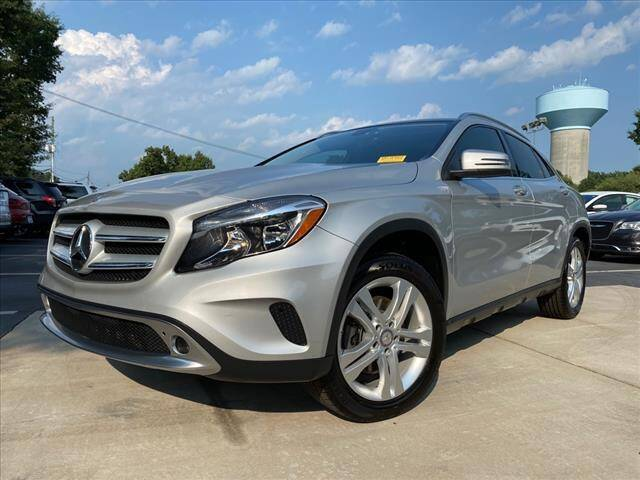 2015 Mercedes-Benz GLA for sale at iDeal Auto in Raleigh NC