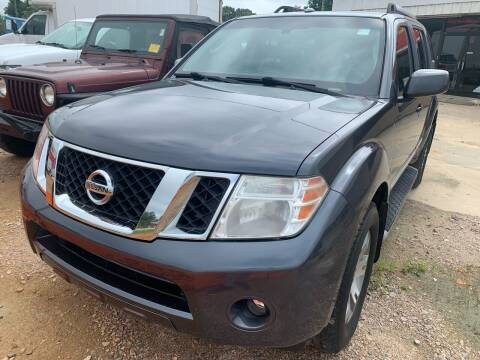 2011 Nissan Pathfinder for sale at Samet Performance in Louisburg NC