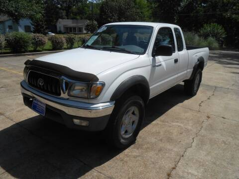 2001 Toyota Tacoma for sale at Cooper's Wholesale Cars in West Point MS