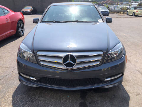 2011 Mercedes-Benz C-Class for sale at Johnnie B Automart in Memphis TN
