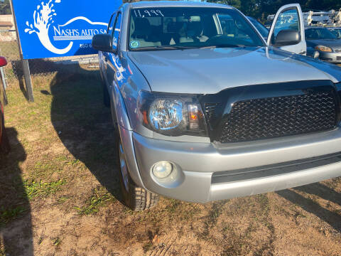 2011 Toyota Tacoma for sale at Nash's Auto Sales Used Car Dealer in Milton FL
