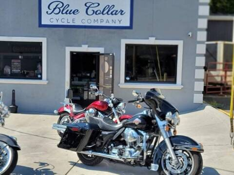 2005 Harley-Davidson Electra Glide for sale at Blue Collar Cycle Company in Salisbury NC