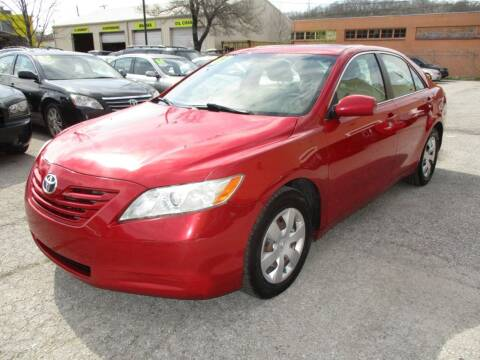 2007 Toyota Camry for sale at Ideal Auto in Kansas City KS