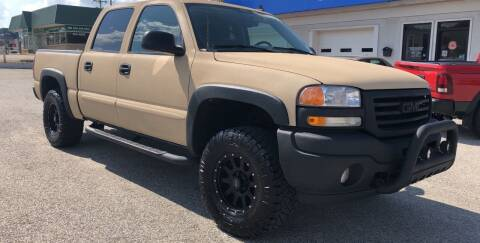 2006 GMC Sierra 1500 for sale at Perrys Certified Auto Exchange in Washington IN