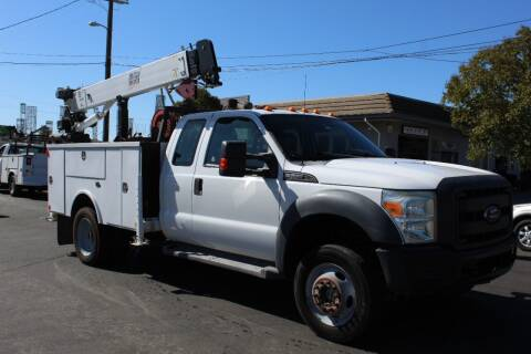 2012 Ford F-550 for sale at CA Lease Returns in Livermore CA