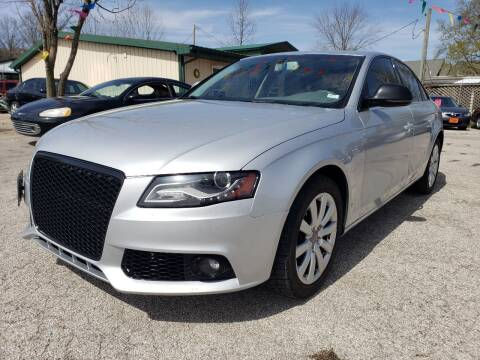 2009 Audi A4 for sale at BBC Motors INC in Fenton MO