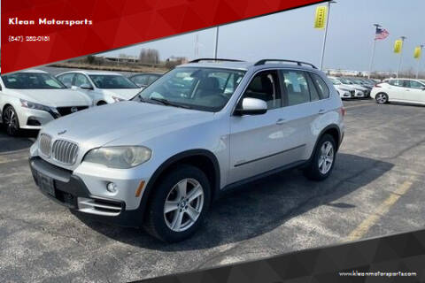 2009 BMW X5 for sale at Klean Motorsports in Skokie IL