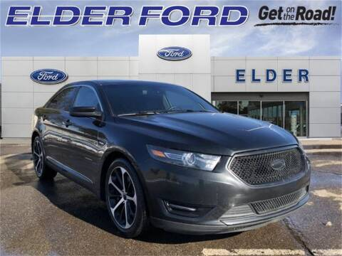 2015 Ford Taurus for sale at Mr Intellectual Cars in Troy MI