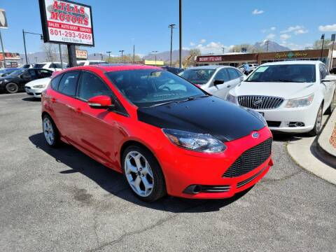 2013 Ford Focus for sale at ATLAS MOTORS INC in Salt Lake City UT