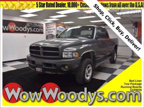 2001 Dodge Ram Pickup 1500 for sale at WOODY'S AUTOMOTIVE GROUP in Chillicothe MO