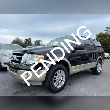 2010 Ford Expedition for sale at Upfront Automotive Group in Debary FL