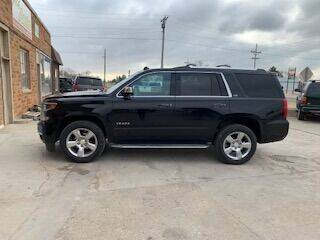 2015 Chevrolet Tahoe for sale at J & S Auto in Downs KS