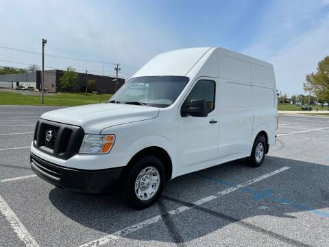 2017 Nissan NV Cargo for sale at Rt. 73 AutoMall in Palmyra NJ