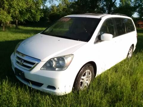 2007 Honda Odyssey for sale at South Niagara Auto Used Cars & Service in Lockport NY