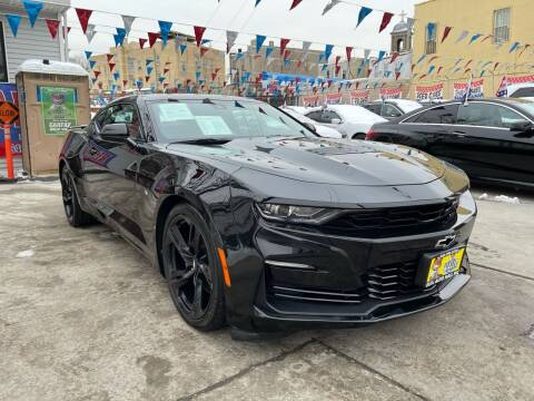 2019 Chevrolet Camaro for sale at Elite Automall Inc in Ridgewood NY