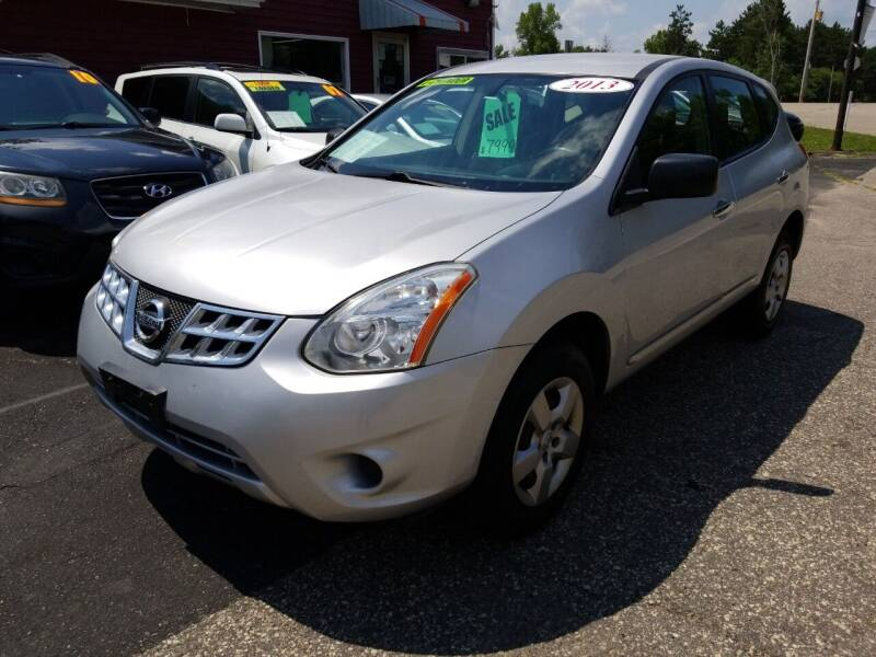 2013 Nissan Rogue for sale at Hwy 13 Motors in Wisconsin Dells WI