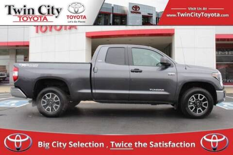 2019 Toyota Tundra for sale at Twin City Toyota in Herculaneum MO