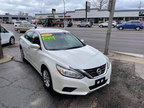 2016 Nissan Altima for sale at JBA Auto Sales Inc in Stone Park IL