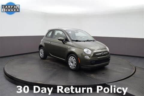 2014 FIAT 500 for sale at M & I Imports in Highland Park IL