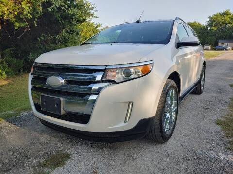 2013 Ford Edge for sale at The Car Shed in Burleson TX