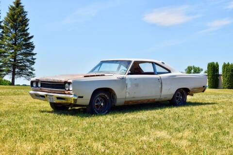 1969 Plymouth Roadrunner for sale at Hooked On Classics in Watertown MN