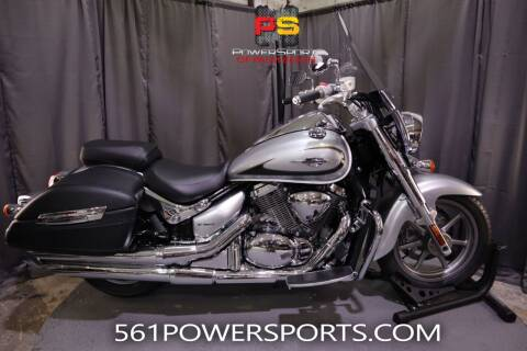 2019 Suzuki Boulevard  for sale at Powersports of Palm Beach in Hollywood FL