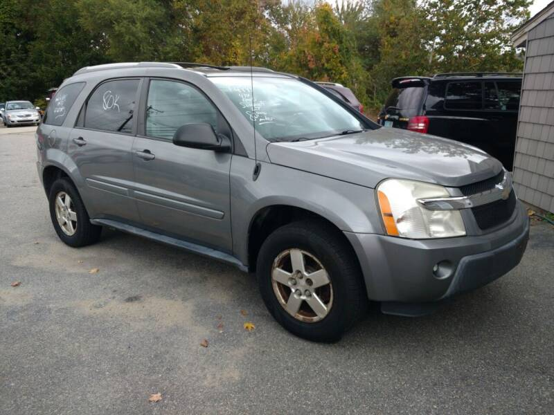 2005 Chevrolet Equinox for sale at Auto Brokers of Milford in Milford NH