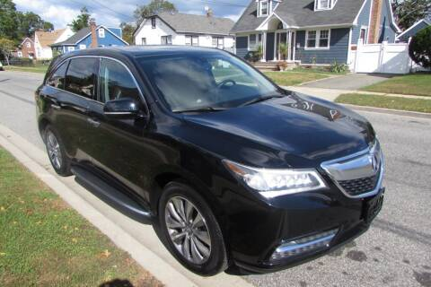2015 Acura MDX for sale at First Choice Automobile in Uniondale NY