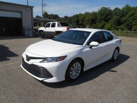 2018 Toyota Camry for sale at AUTO MART in Montgomery AL