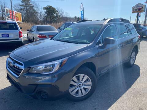 2018 Subaru Outback for sale at Bridge Road Auto in Salisbury MA