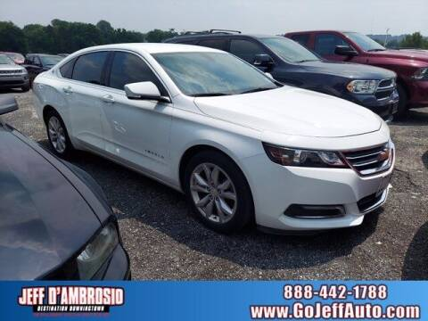 2018 Chevrolet Impala for sale at Jeff D'Ambrosio Auto Group in Downingtown PA