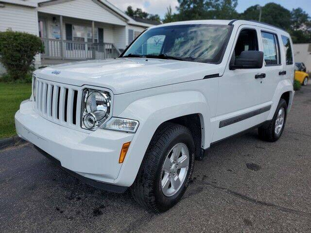 2012 Jeep Liberty for sale at Paramount Motors in Taylor MI