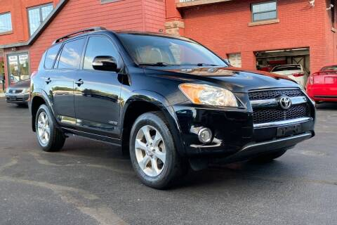 2010 Toyota RAV4 for sale at Knighton's Auto Services INC in Albany NY