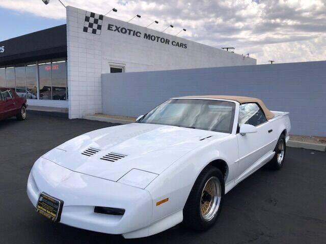 1991 Pontiac Firebird for sale in Palm Springs, CA