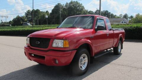 2002 Ford Ranger for sale at Best Import Auto Sales Inc. in Raleigh NC