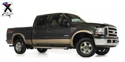 2006 Ford F-250 Super Duty for sale at TX Auto Group in Houston TX