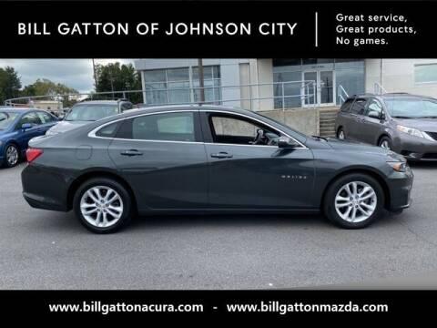 2016 Chevrolet Malibu for sale at Bill Gatton Used Cars - BILL GATTON ACURA MAZDA in Johnson City TN