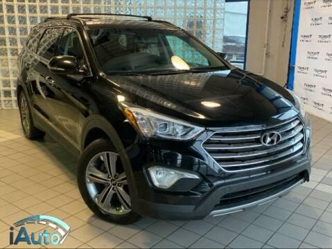 2013 Hyundai Santa Fe for sale at iAuto in Cincinnati OH