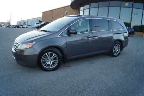 2013 Honda Odyssey for sale at Next Ride Motors in Nashville TN