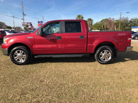 2008 Ford F-150 for sale at Unique Motor Sport Sales in Kissimmee FL