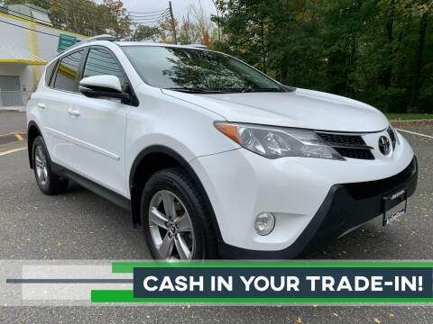 2015 Toyota RAV4 for sale at AUTO TRADE CORP in Nanuet NY