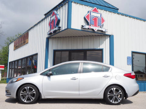 2016 Kia Forte for sale at DRIVE 1 OF KILLEEN in Killeen TX