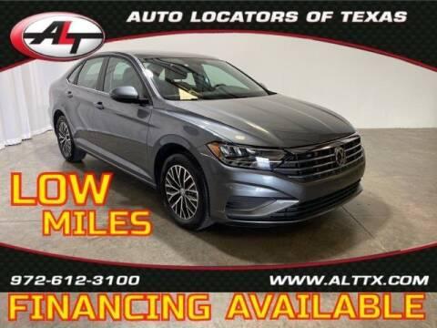2019 Volkswagen Jetta for sale at AUTO LOCATORS OF TEXAS in Plano TX
