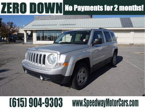 2011 Jeep Patriot for sale at Speedway Motors in Murfreesboro TN