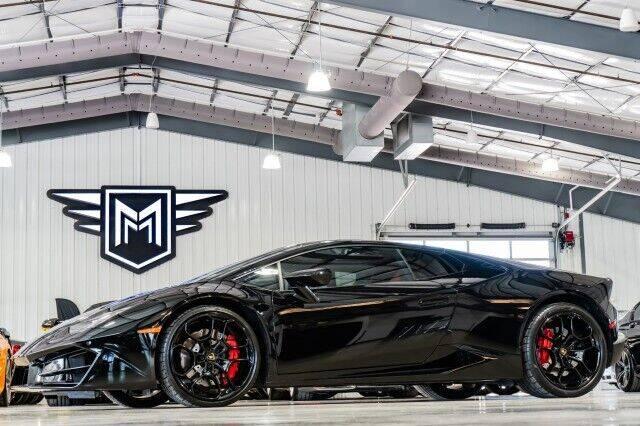 2019 Lamborghini Huracan for sale in Boerne, TX