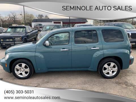 2007 Chevrolet HHR for sale at Seminole Auto Sales in Seminole OK