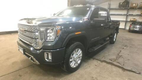 2020 GMC Sierra 3500HD for sale at Waconia Auto Detail in Waconia MN