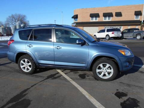 2011 Toyota RAV4 for sale at Creighton Auto & Body Shop in Creighton NE