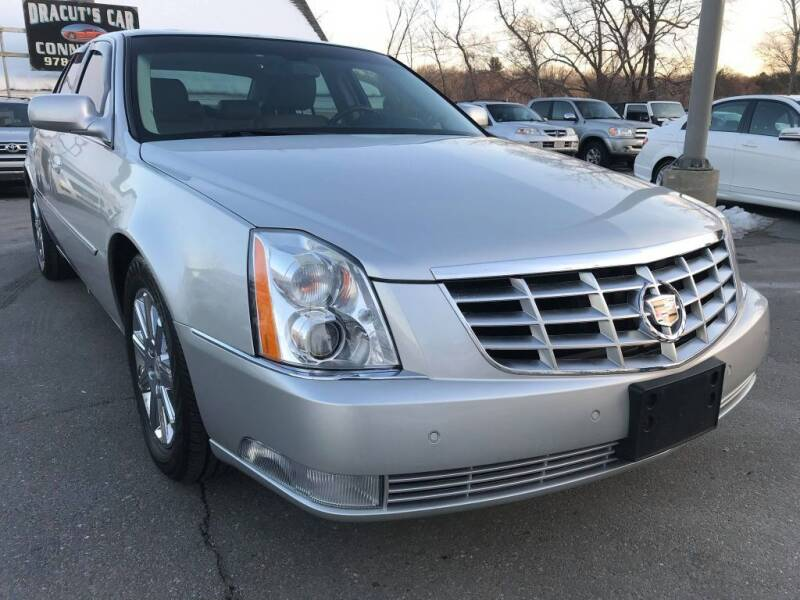 2011 Cadillac DTS for sale at Dracut's Car Connection in Methuen MA